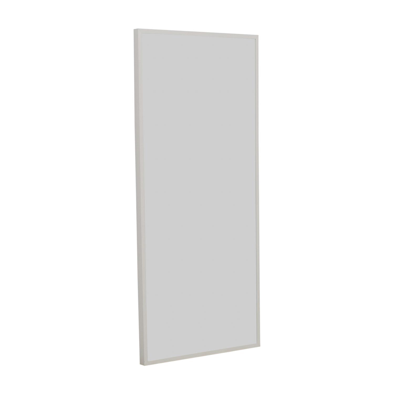 IKEA IKEA White Mirror second hand