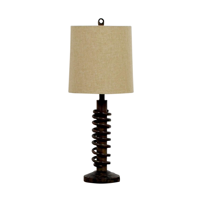 buy  Artistic Rustic Lamp online