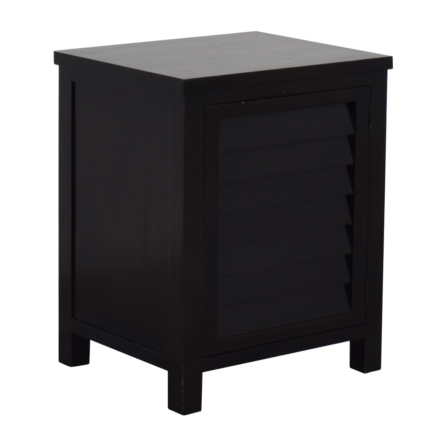 Crate Barrel Table: Crate & Barrel Crate & Barrel Side Table With
