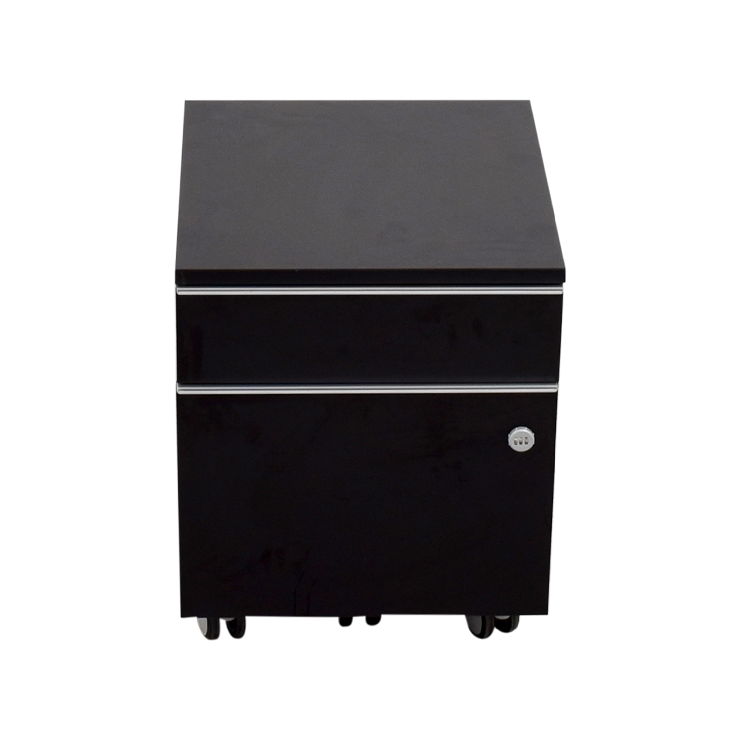 shop IKEA IKEA Black File Cabinet online