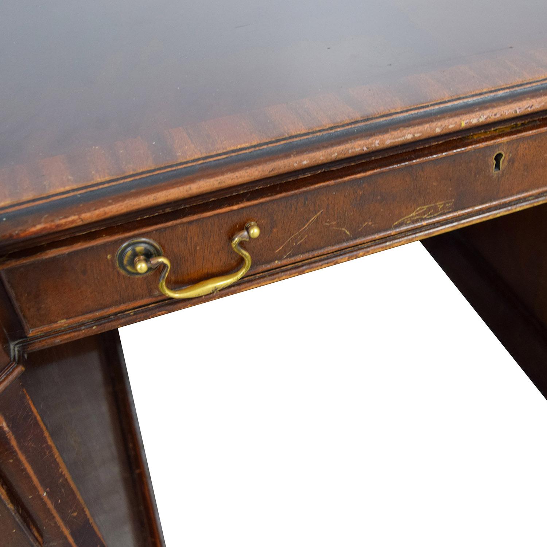 shop Smith & Watson Smith & Watson Wood Desk online