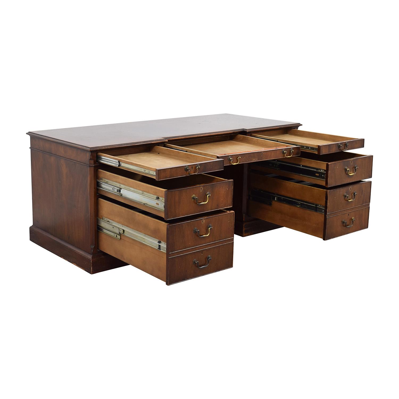 Smith & Watson Smith & Watson Wood Desk used