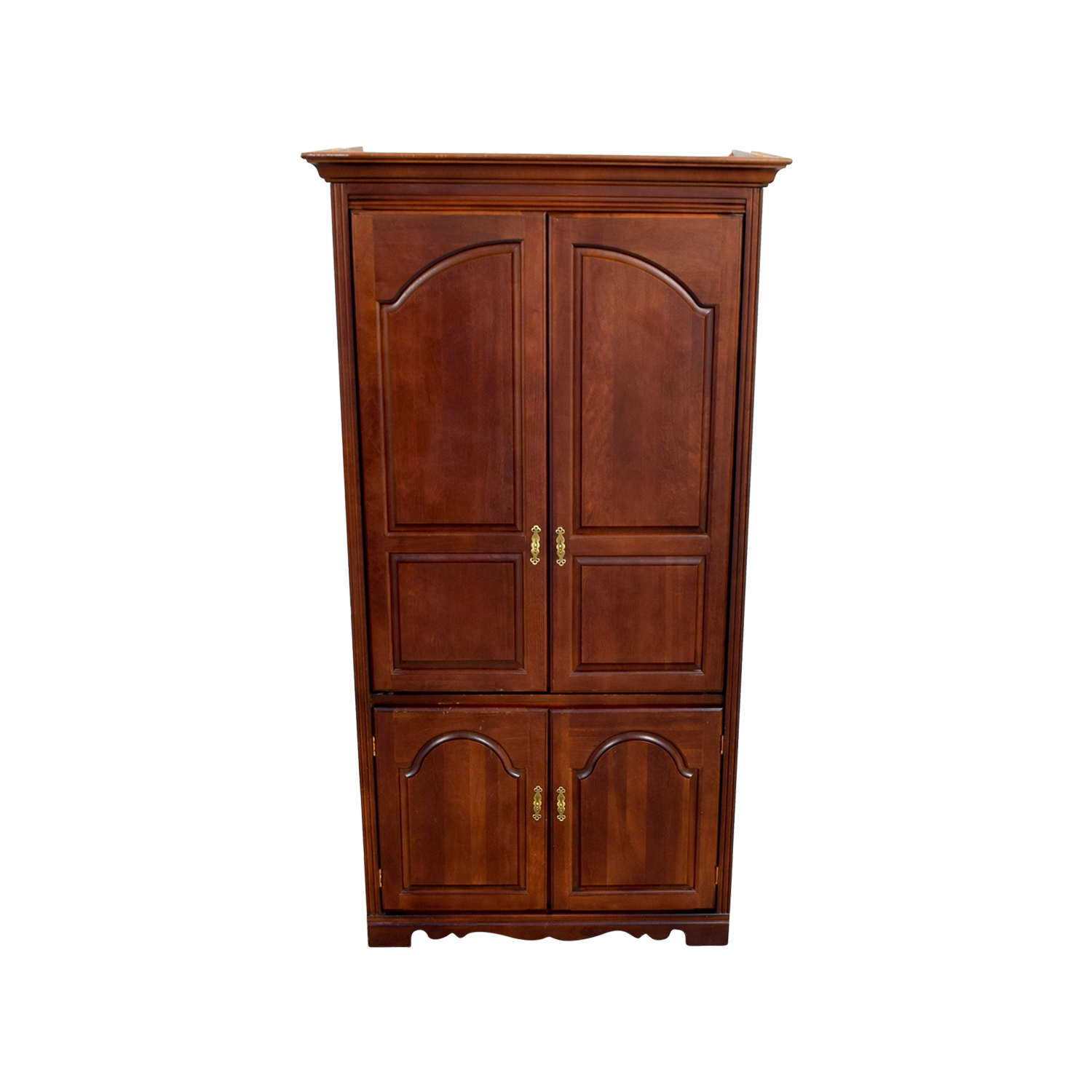 Wardrobes armoires used wardrobes armoires for sale for Entertainment armoire