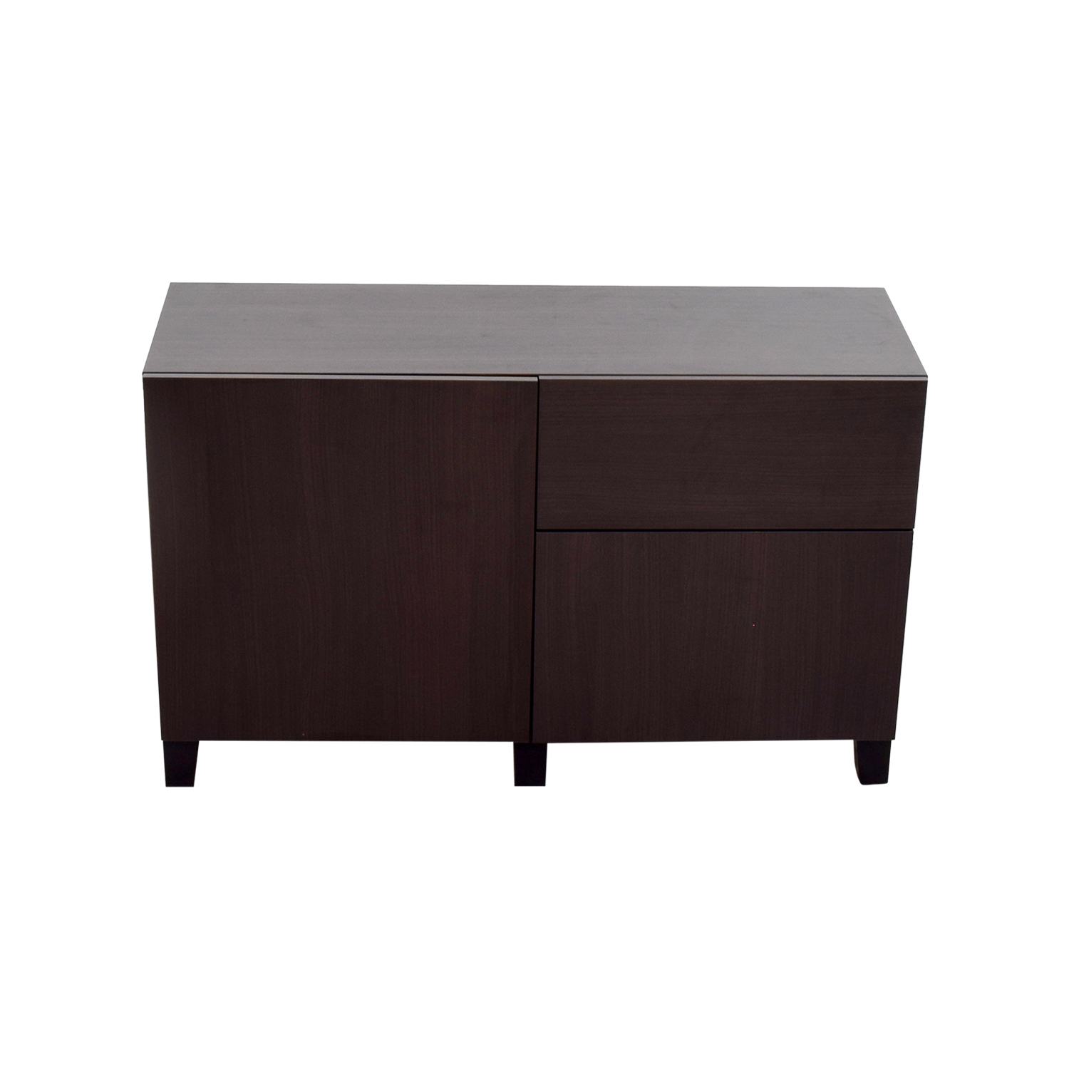 IKEA IKEA Dark Brown Storage Sideboard
