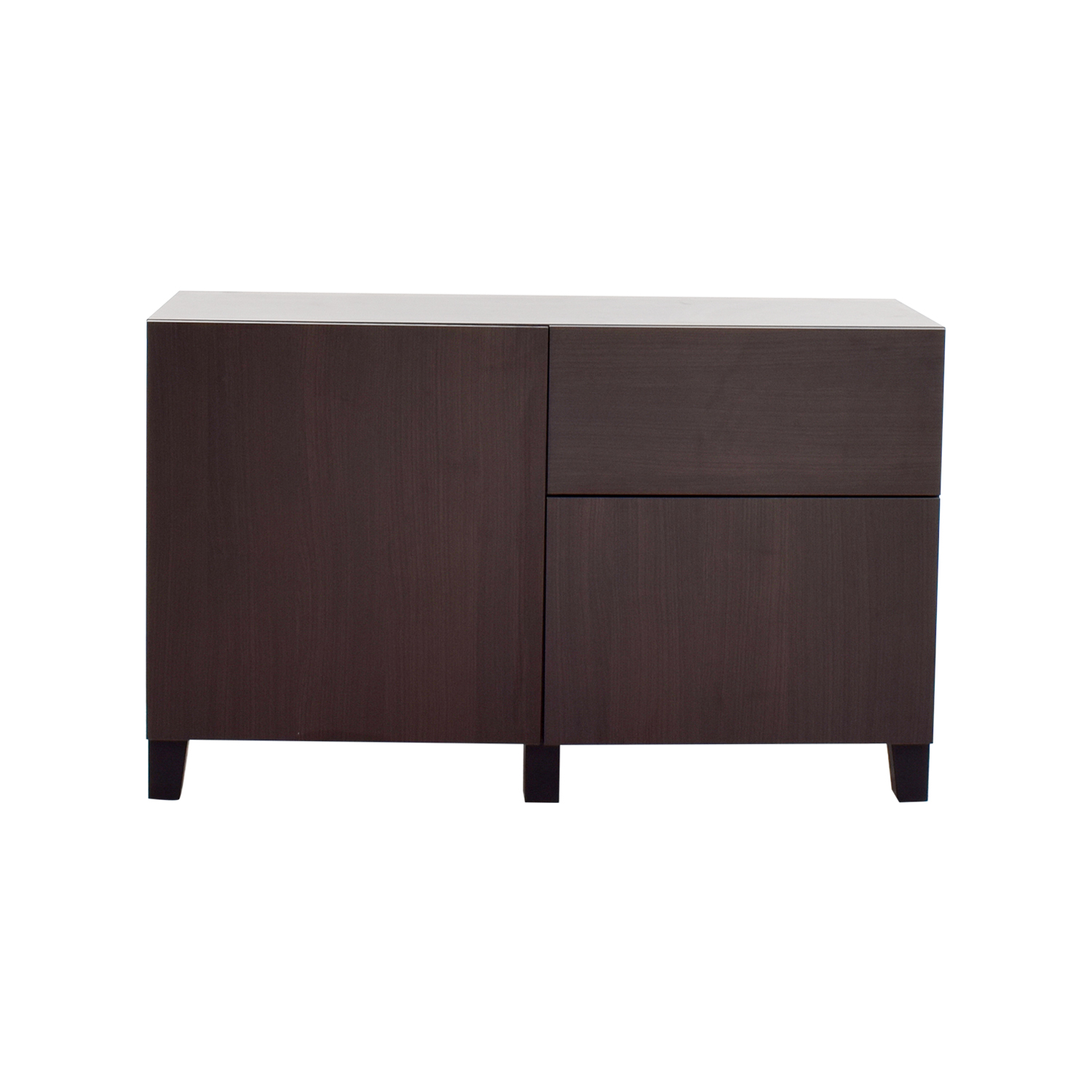 IKEA IKEA Dark Brown Storage Sideboard for sale
