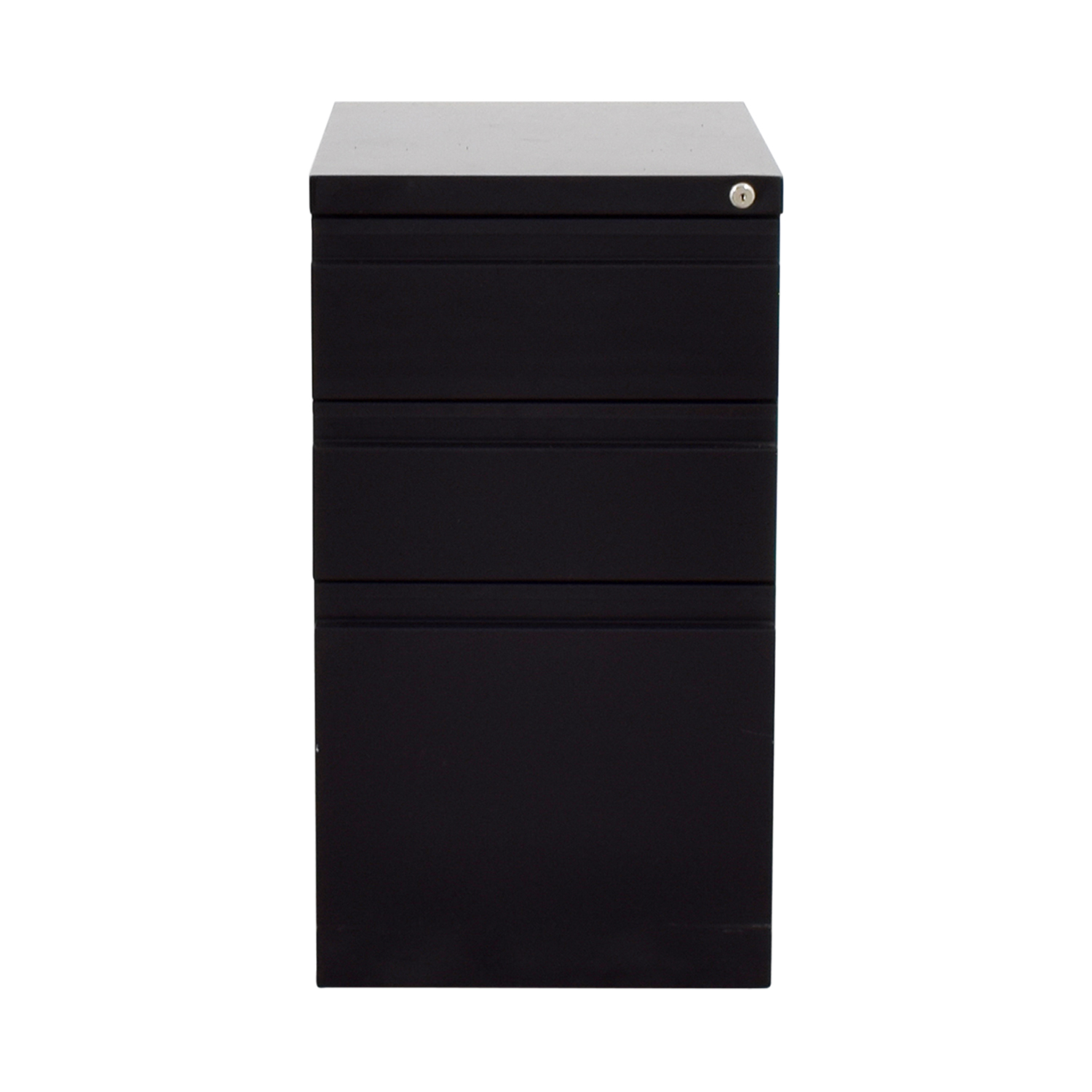 Staples 3 Drawer Mobile Pedestal File Cabinet Staples ...