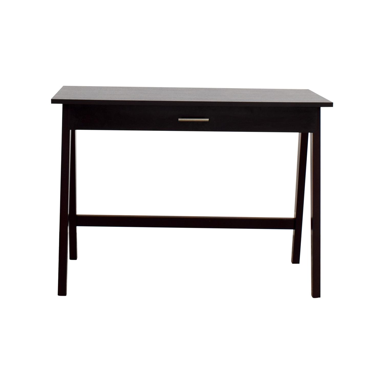 Target Paolo Desk Dark Brown