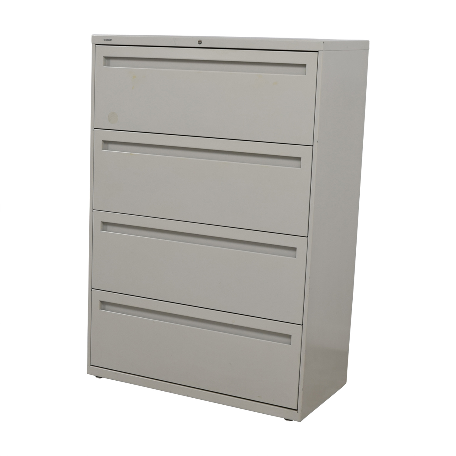 hon 4 drawer file cabinet 90 hon hon grey four drawer lateral file cabinet 16575
