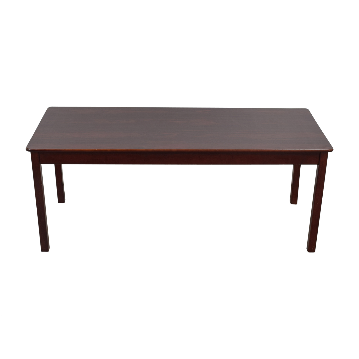 shop Hon Rectangular Cherry Wood Table Hon Tables