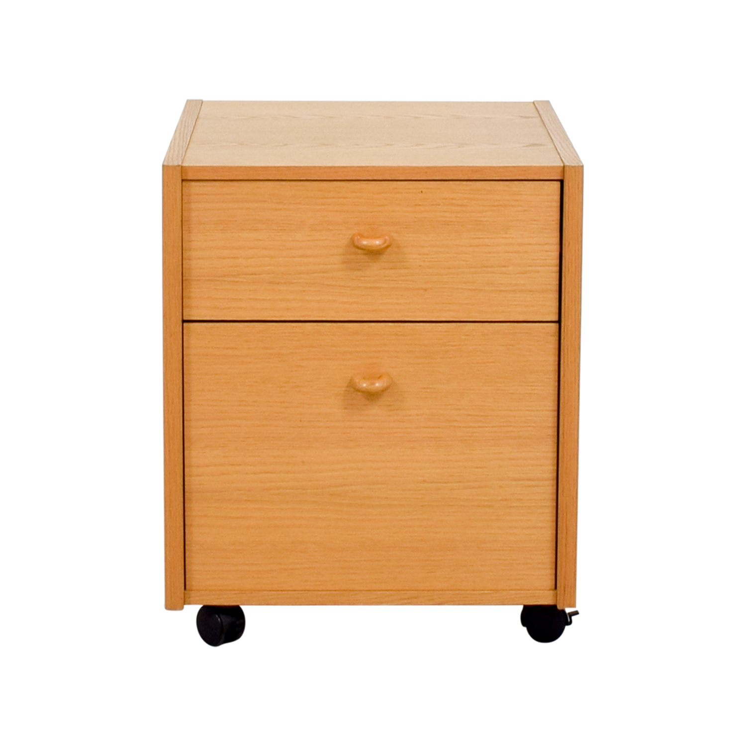 Oak Filing Cabinet for sale