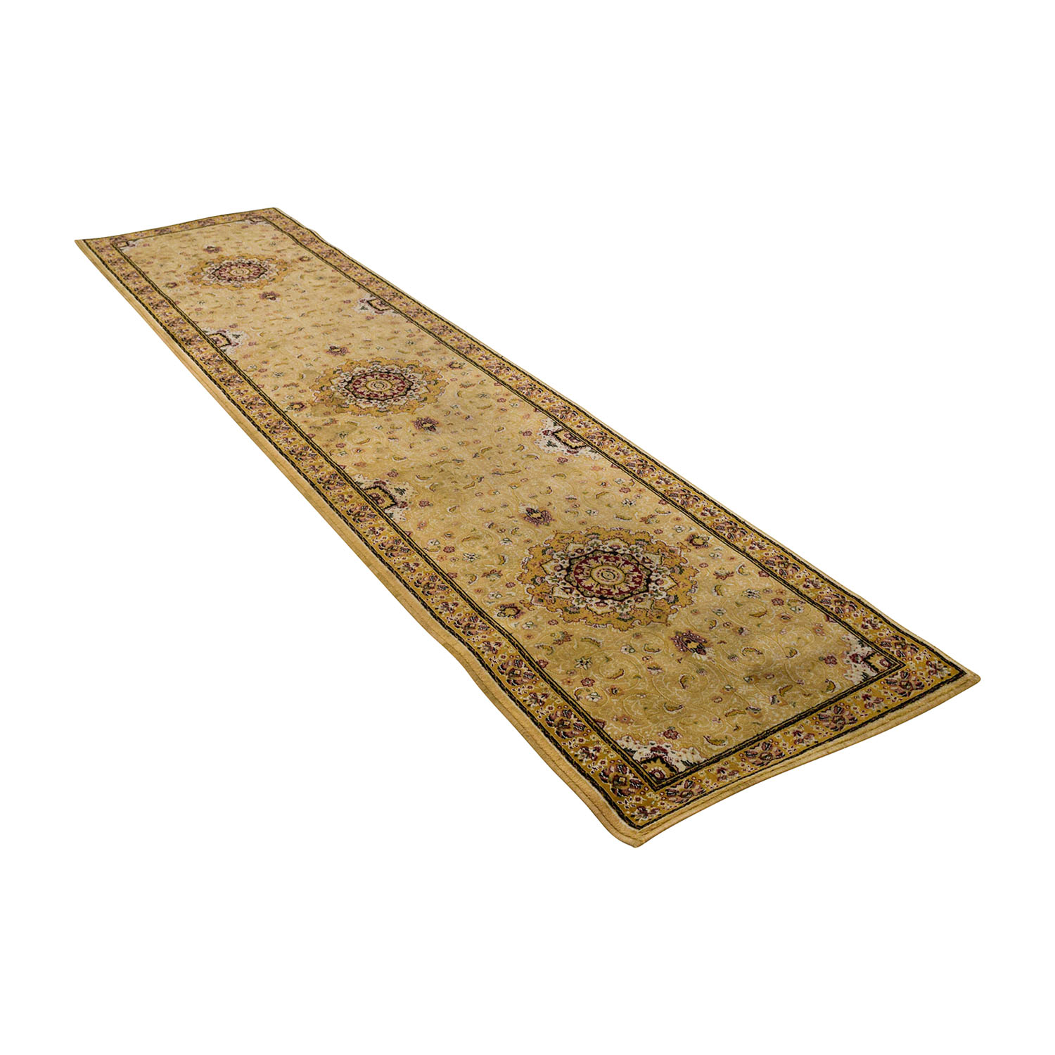 buy Empress Medallion Runner Empress Decor