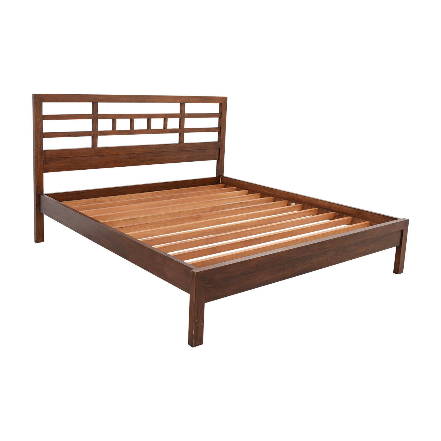 King Platform Bed Frame Bedding Sets