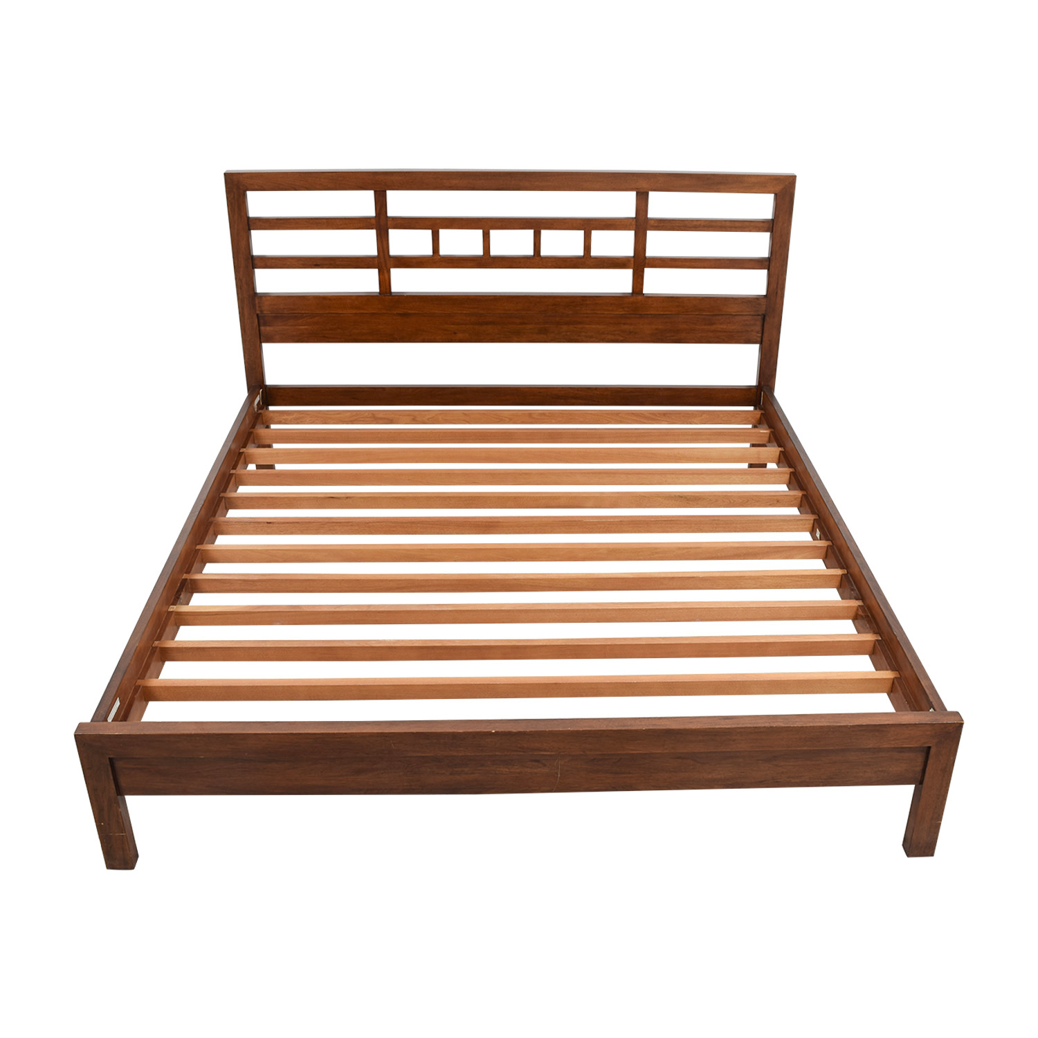 Room & Board Room & Board King Platform Bed Frame second hand