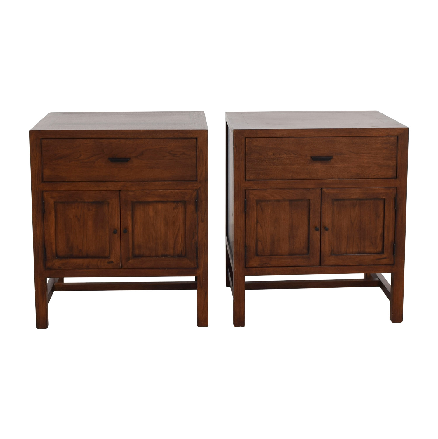 shop Room & Board Room & Board One-Drawer with Storage Nightstands online