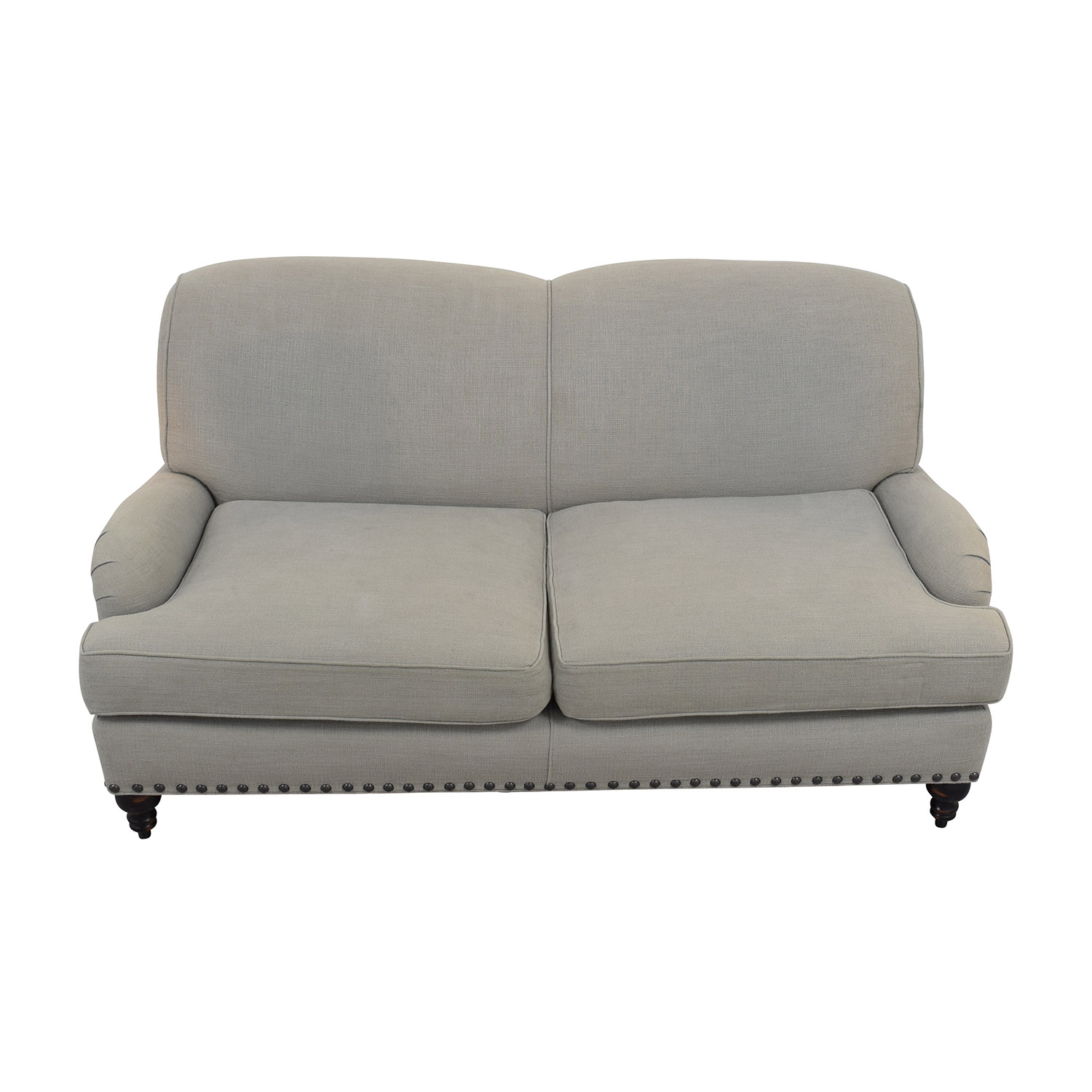Arhaus Furniture Perry Thelma Sterling Sofa / Classic Sofas