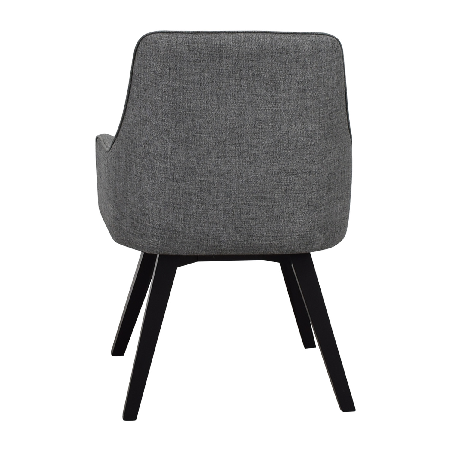 ... Crate U0026 Barrel Crate U0026 Barrel Harvey Grey Chair ...