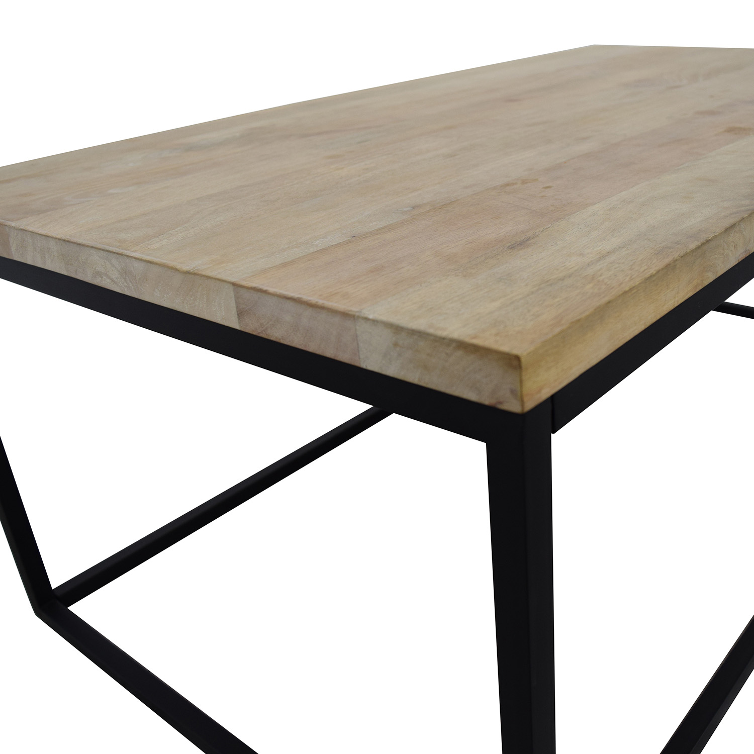 West Elm West Elm Box Frame Coffee Table dimensions