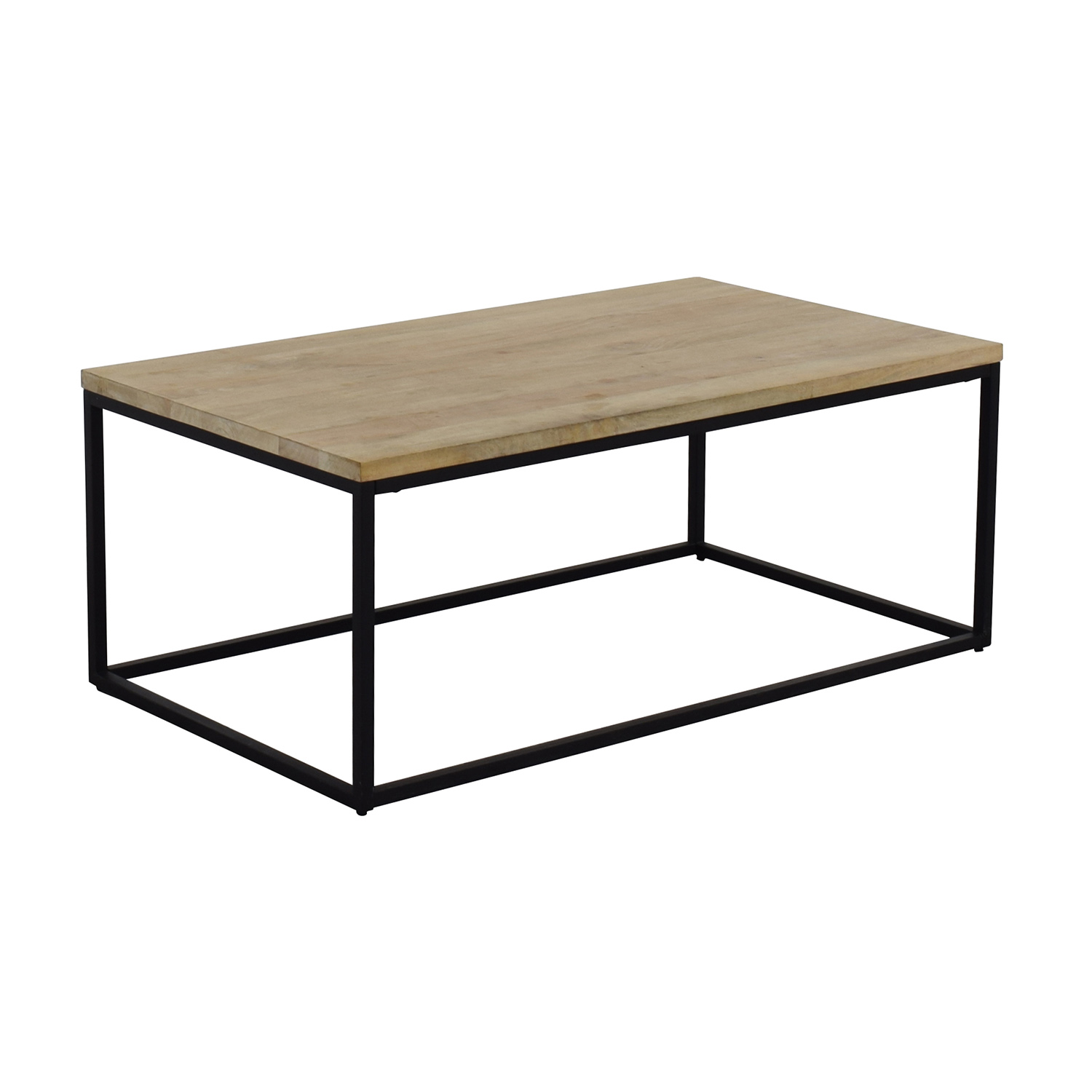 55% OFF West Elm West Elm Box Frame Coffee Table Tables