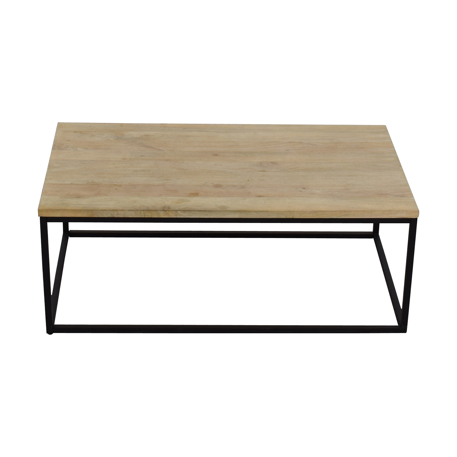 76% OFF Ashley Furniture Ashley Furniture Mallacar Coffee Table