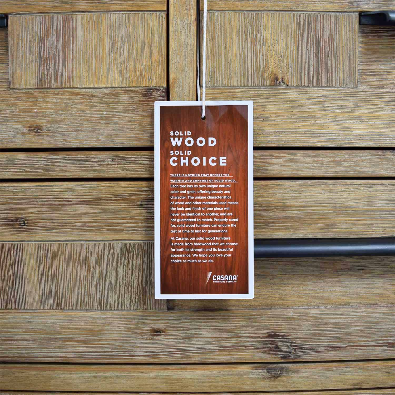 shop Canyon Rustic Modern Nine-Drawer Dresser Canyon Dressers