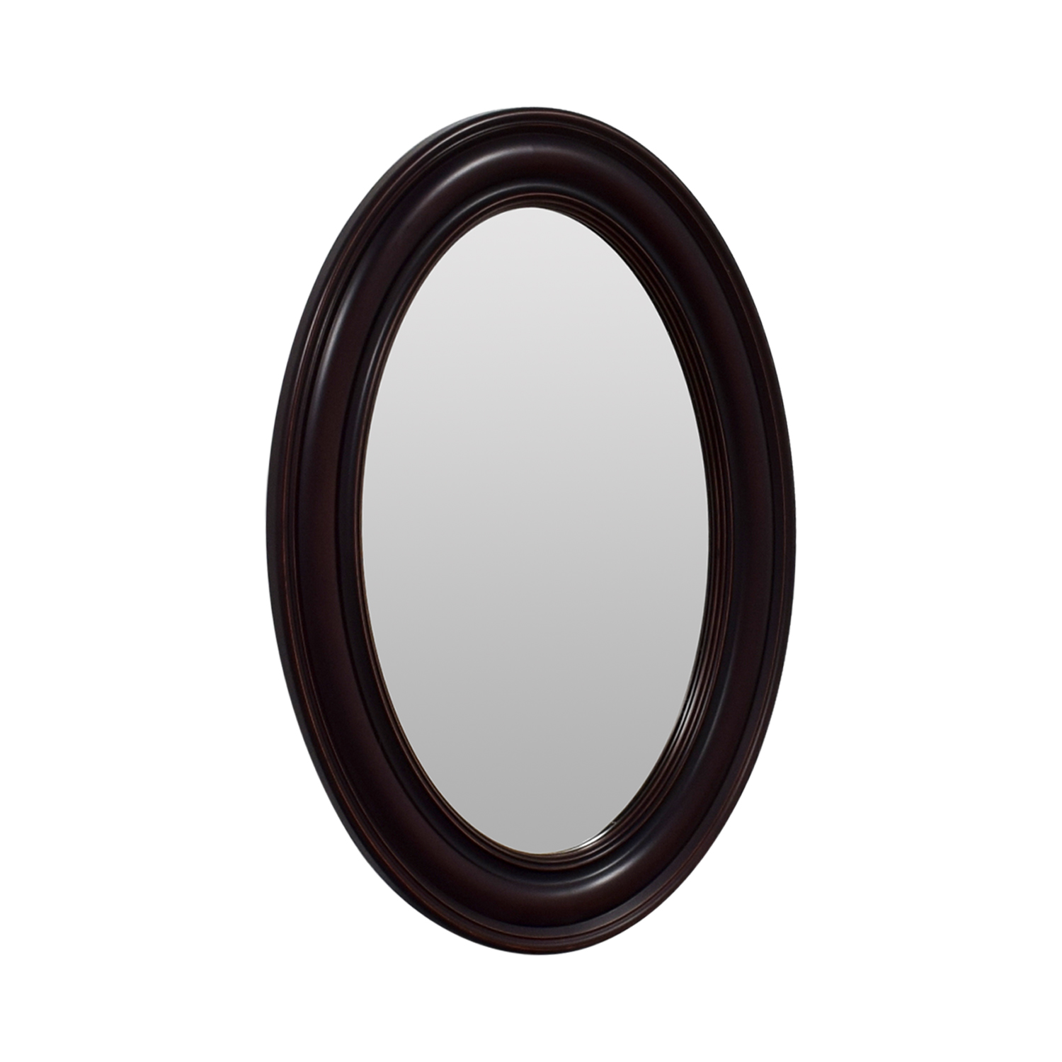 Pottery Barn Pottery Barn Oval Mirror discount
