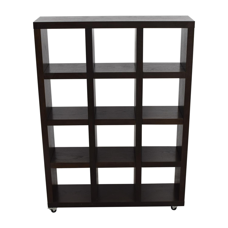 shop West Elm West Elm Cubed Bookshelf online
