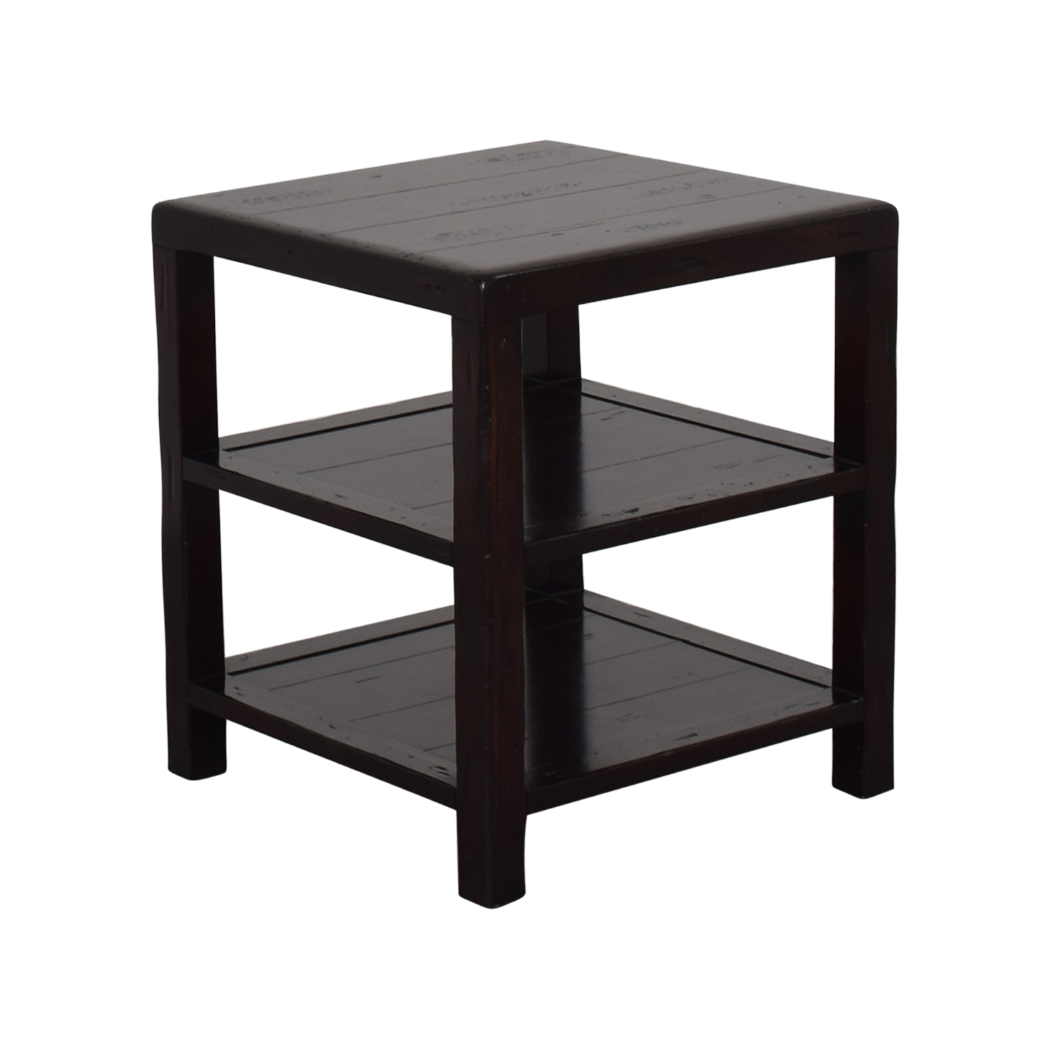 90 Off Pottery Barn Pottery Barn Square Side Table Tables