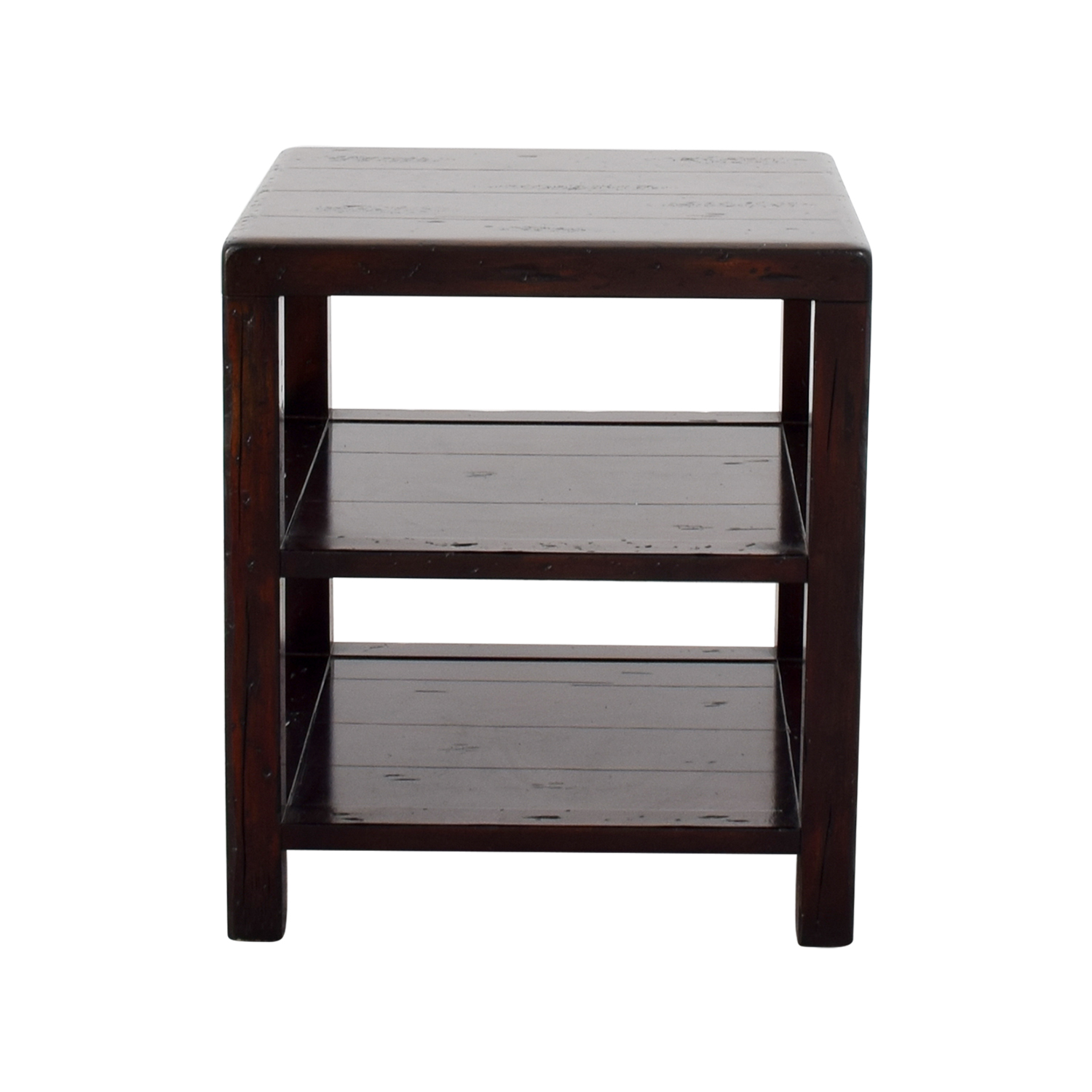 Pottery Barn Pottery Barn Square Side Table Tables
