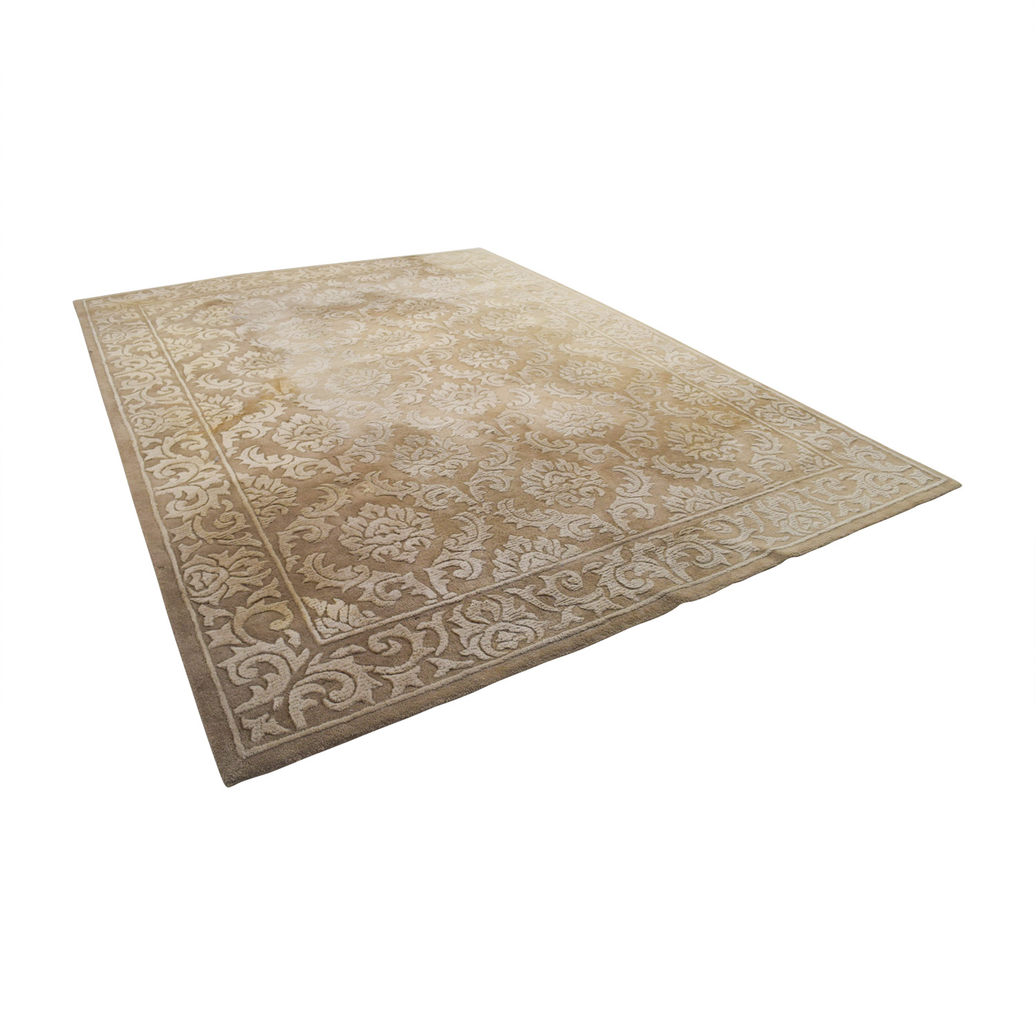 Large Tan Rug coupon