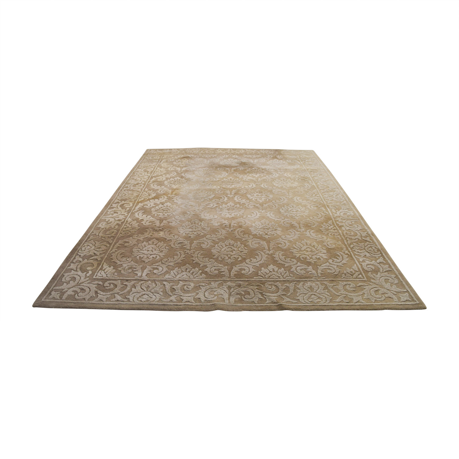 Large Tan Rug price