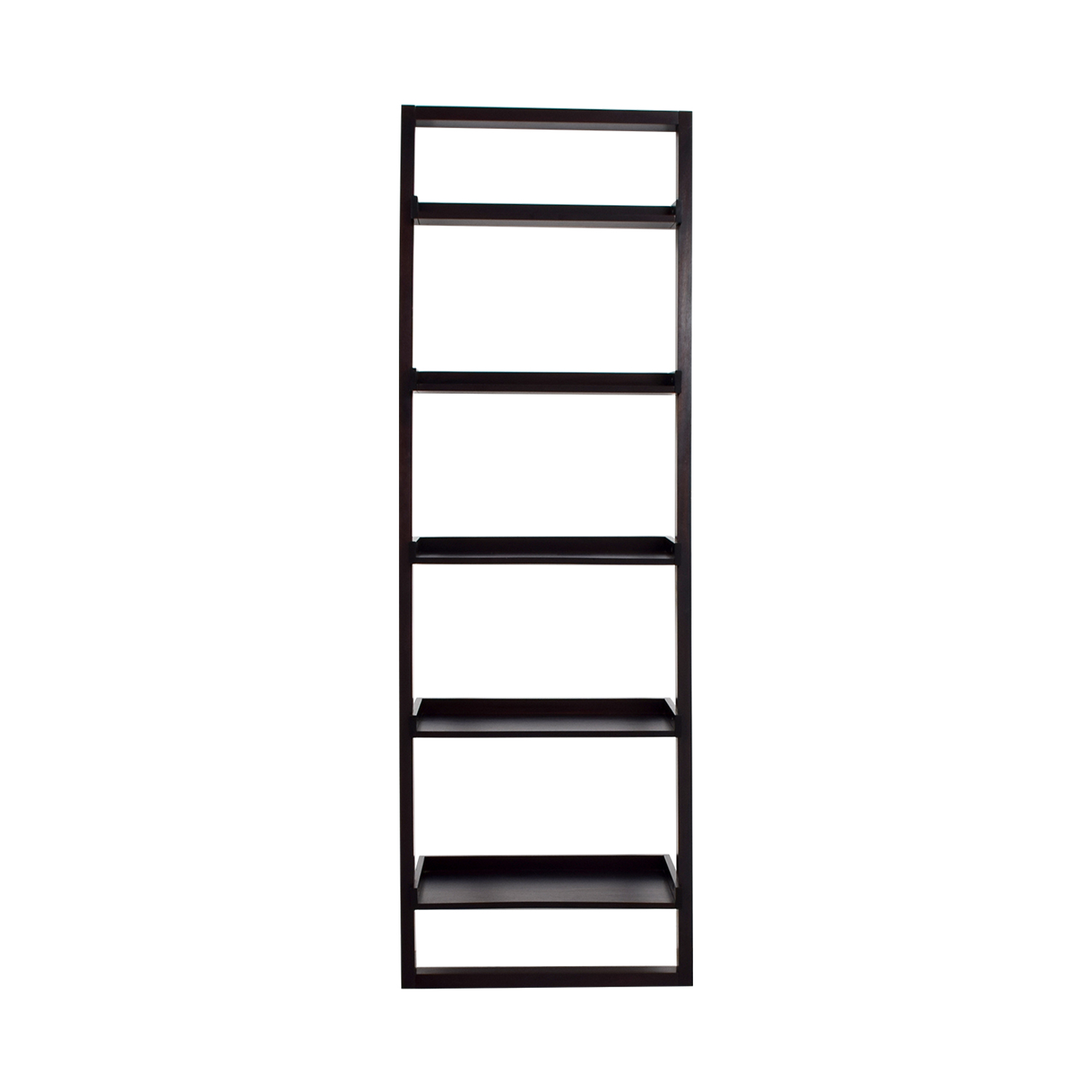 buy Crate & Barrel Crate & Barrel Leaning Ladder Bookshelf online