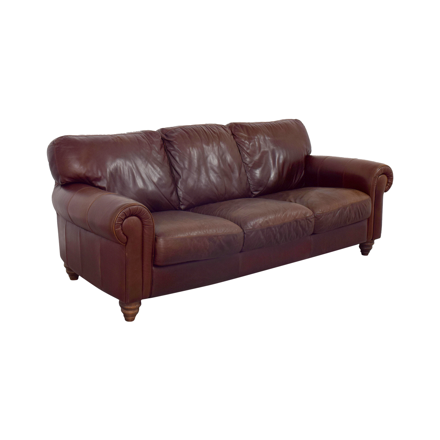 cushions for brown leather couch 90 brown three cushion leather sofas 12050
