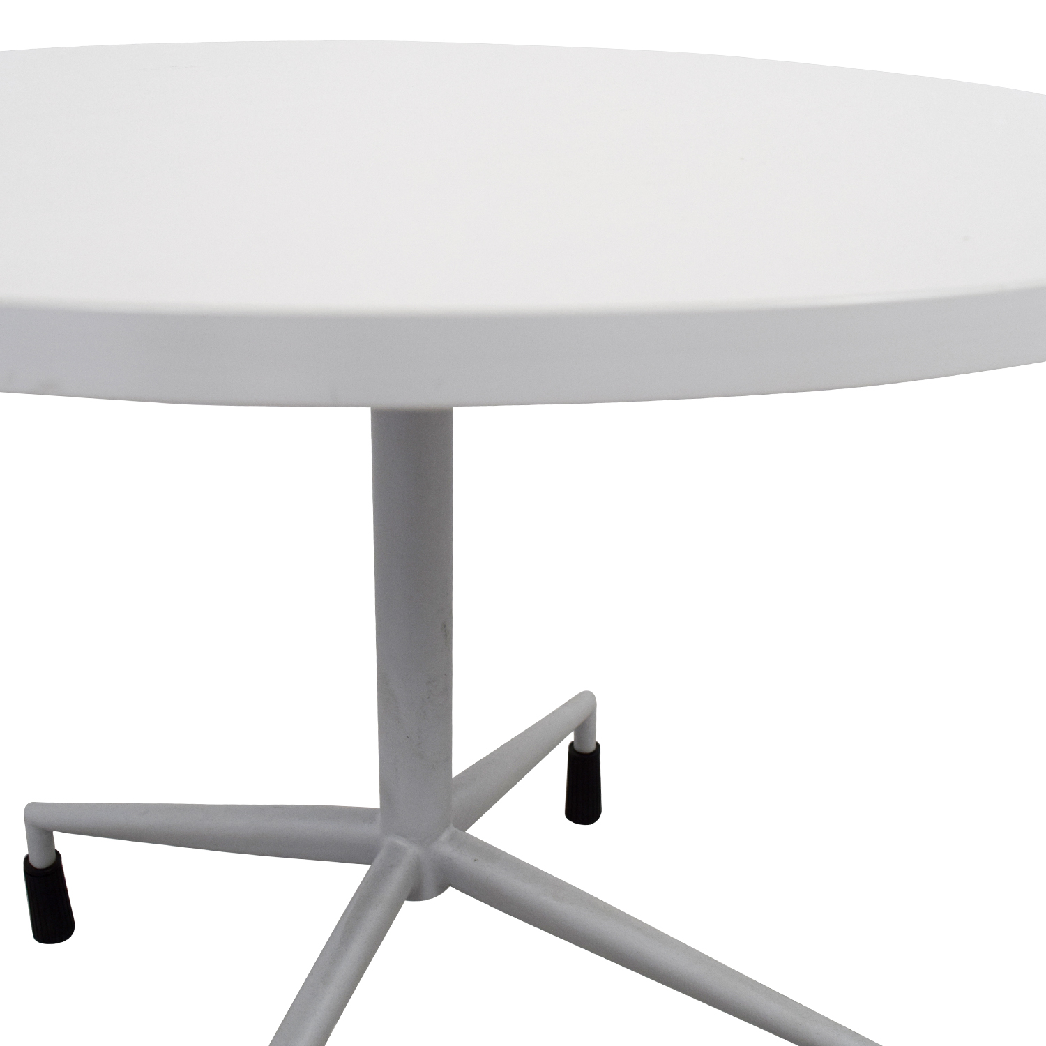 71 off white round table with leg base tables for Off white round table