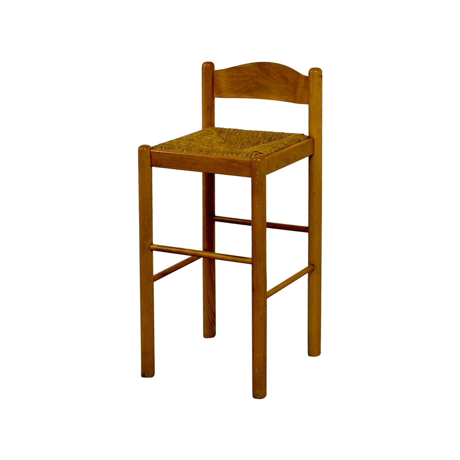 Wicker Wooden Stool sale
