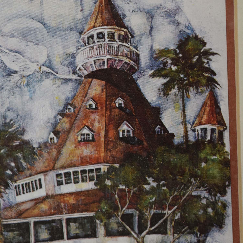 shop Portal Productions, Ltd Portal Productions, Ltd Sue Tushingam McNarys Hotel Del Coronado Lithograph online