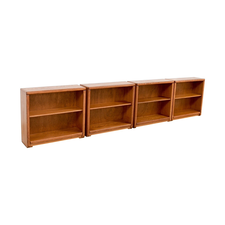 shop Aspen Home Aspen Home Two-Shelf Book Shelves online