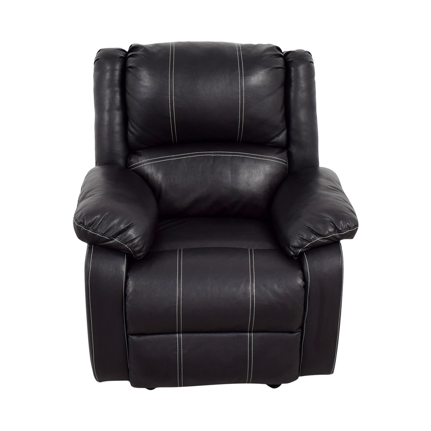 buy Acme Black Leather Recliner Acme Sofas