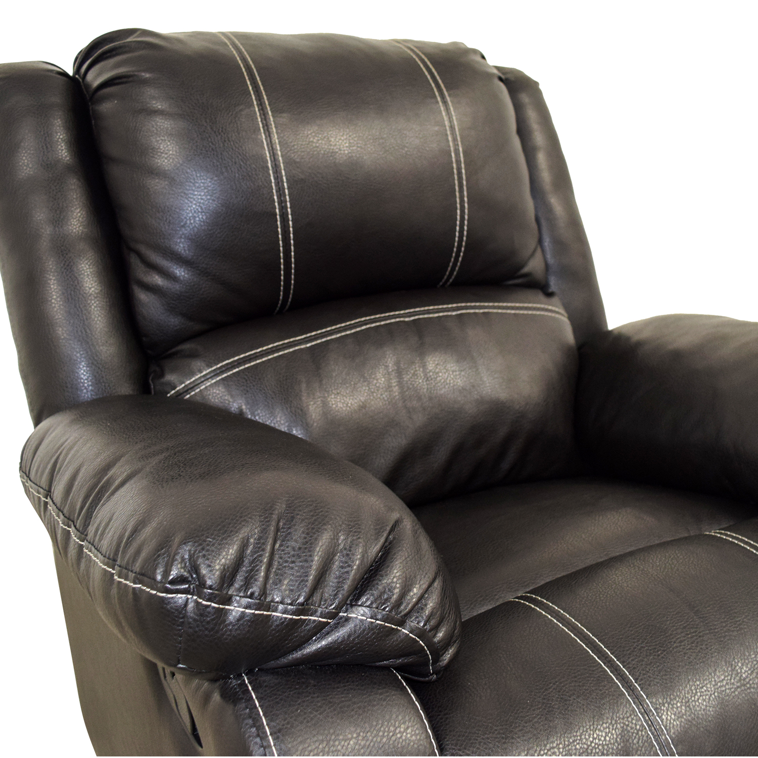 Acme Acme Black Leather Recliner price