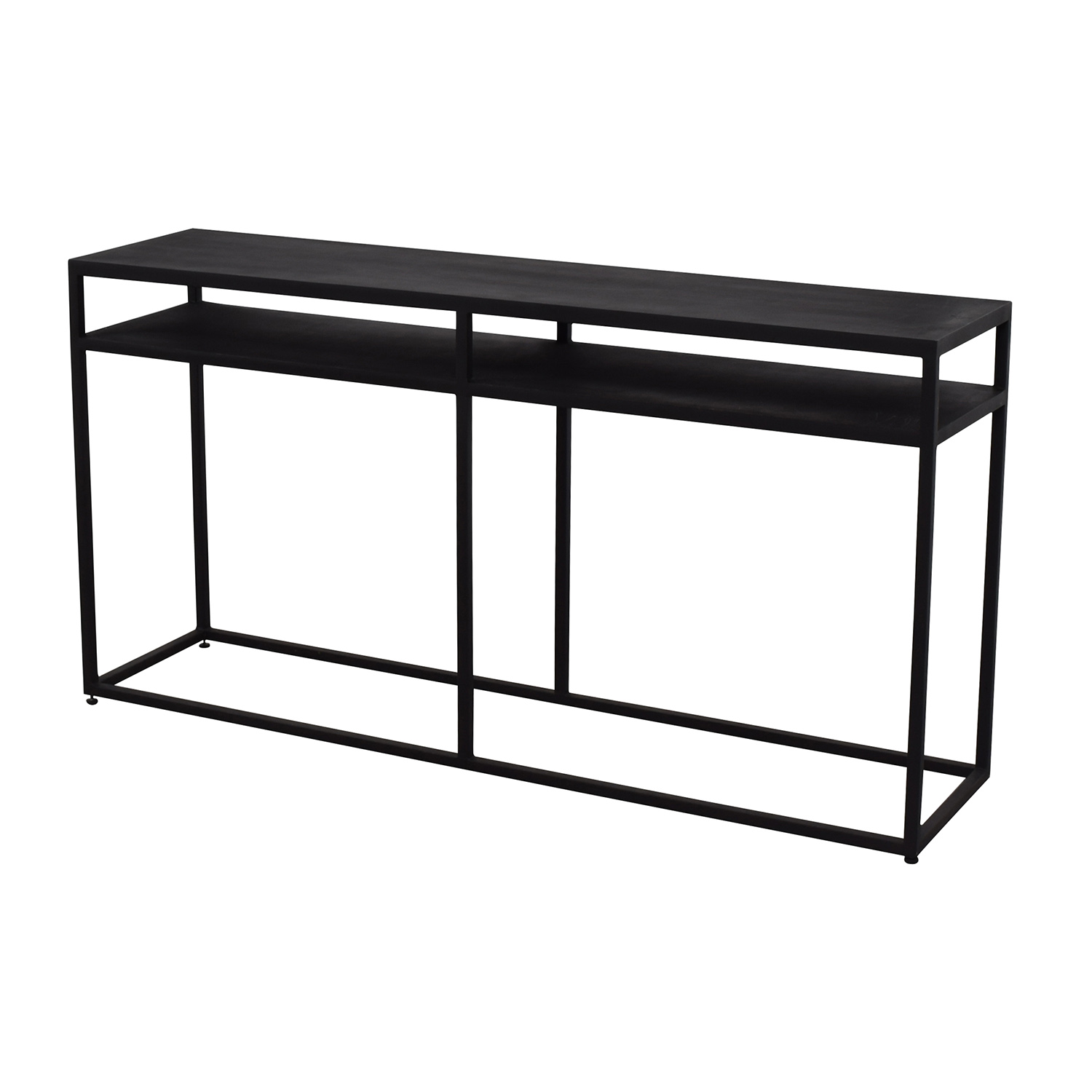 Pottery Barn Tanner Iron TV Console / Media Units