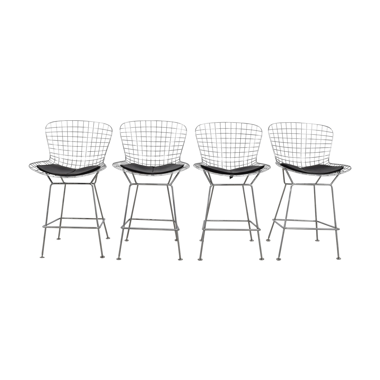 Wire Framed Bar Height Stools / Chairs