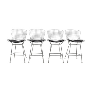 Wire Framed Bar Height Stools sale