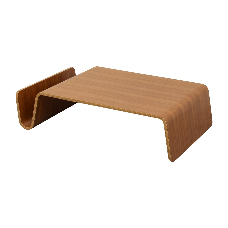 Offi & Company Offi & Company Scando Table Light Oak