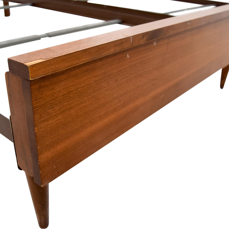 Seaman's Seaman's Twin Bed Frames dimensions
