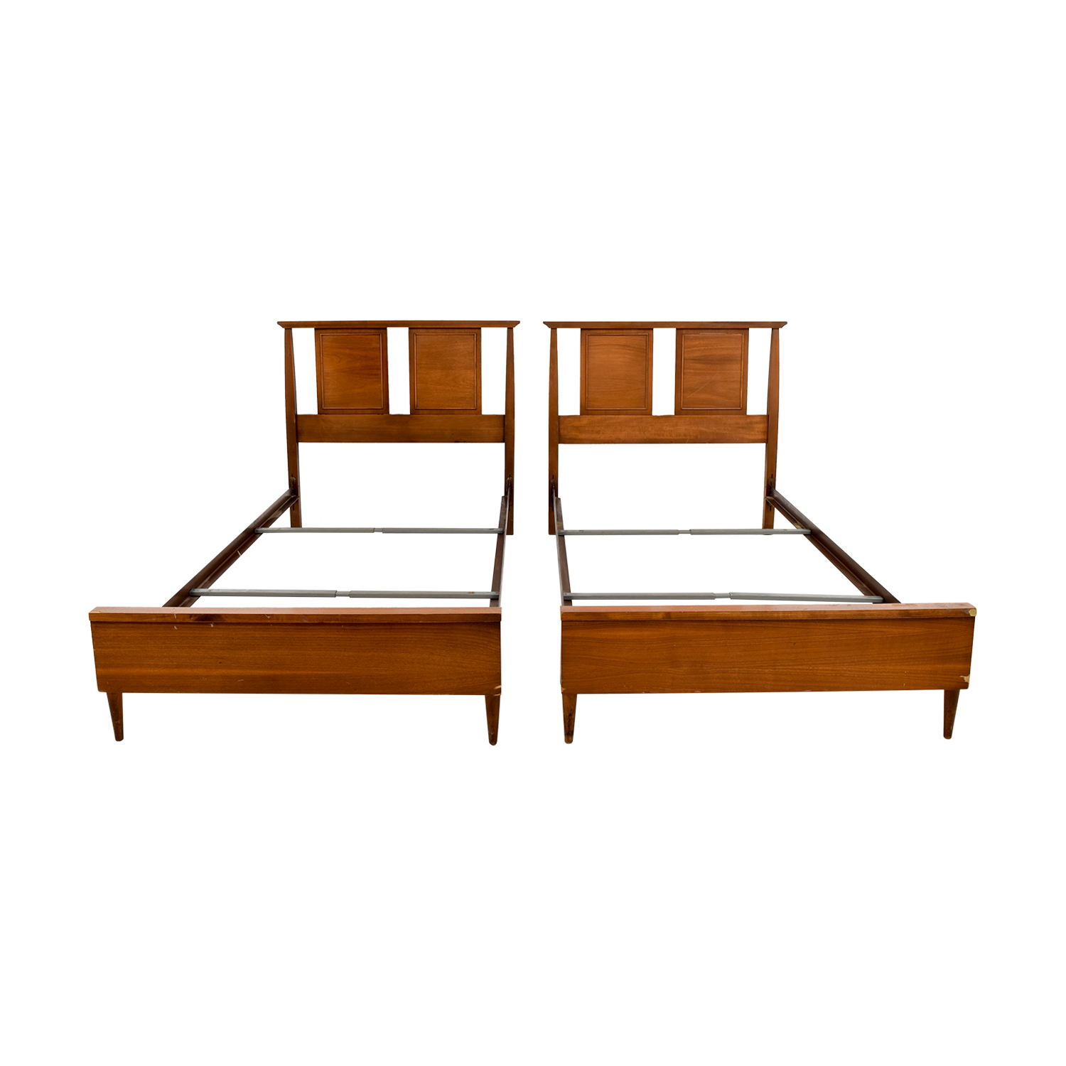Seaman's Seaman's Twin Bed Frames second hand