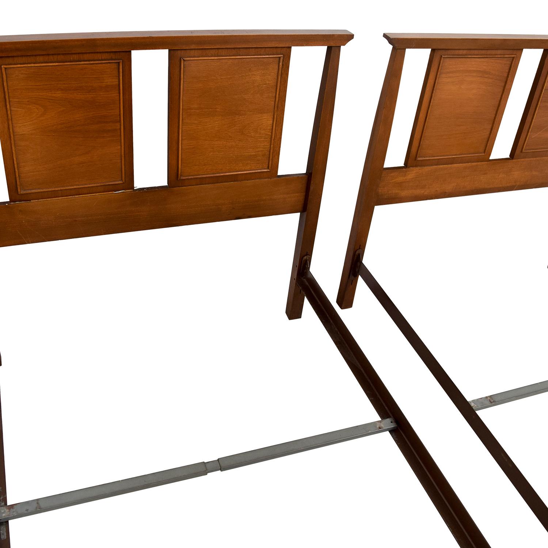Seaman's Seaman's Twin Bed Frames