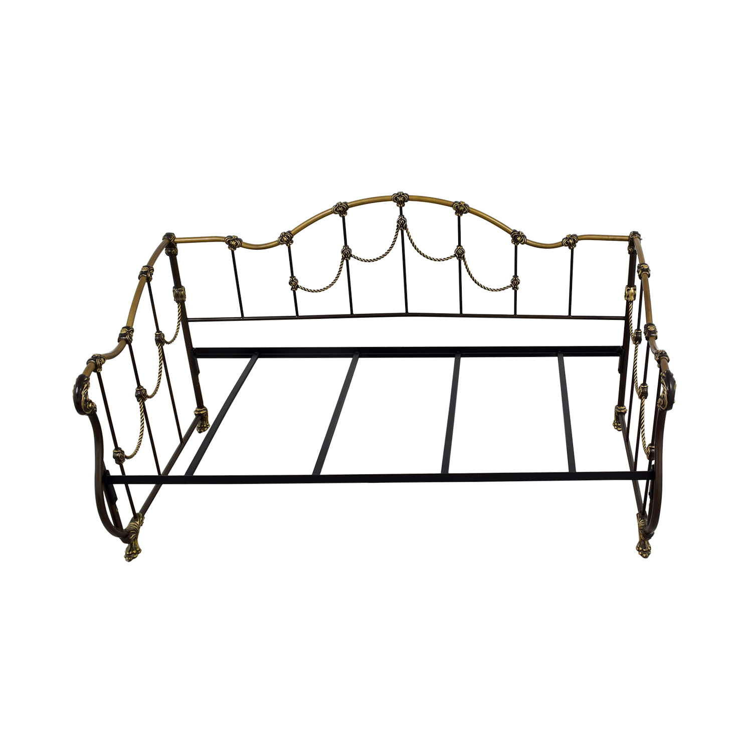 shop Hamilton Metal Daybed Frame Hamilton Beds