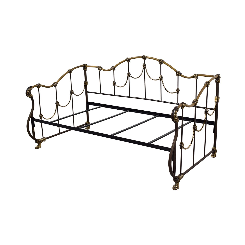 Hamilton Hamilton Metal Daybed Frame Bed Frames