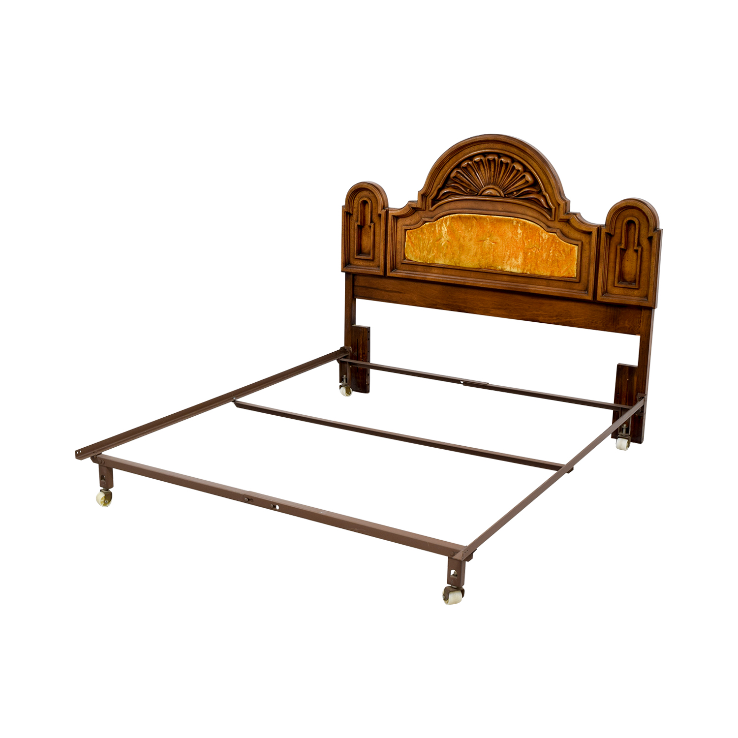 Seamans Vintage Full Bed Frame sale