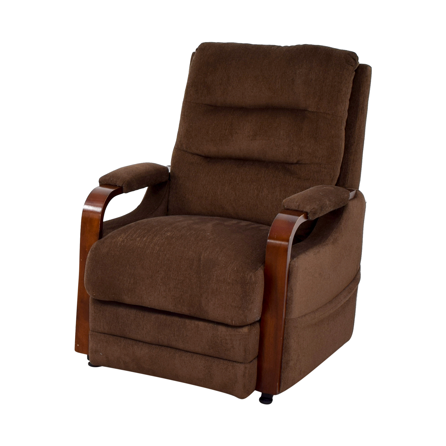 90 off bob 39 s furniture bob 39 s furniture brown recliner for Furniture 90 off