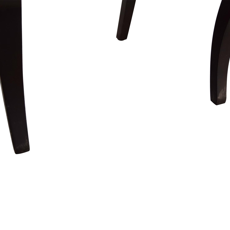 shop Ethan Allen Ethan Allen Jaqueline White Accent Chair online